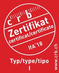 IfA2018_Zertifikat_TypI